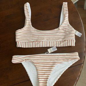 L*Space Miller bikini. Selling as a set.